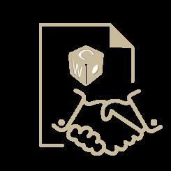 御依頼の流れ表 イラスト06 | CRAFT WORKS. | 株式会社CWT | クラフトワークス | 新築、店舗、住宅、マンションのリフォーム・リノベーション | 福岡県北九州市