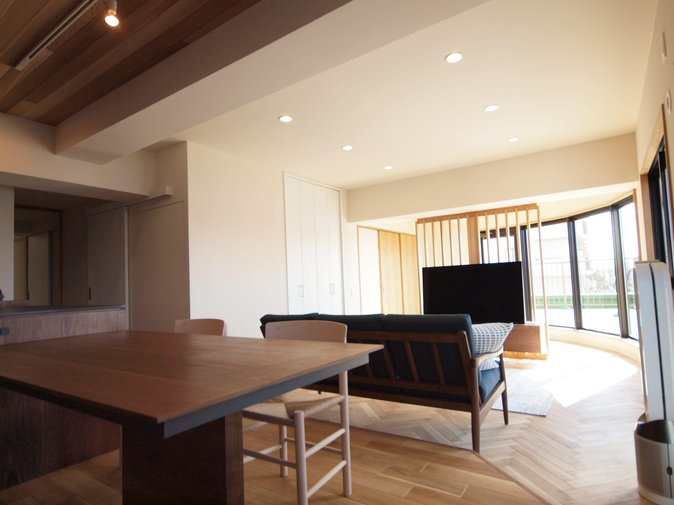 リノベーション施工案件: オーダーメイドキッチン・北欧家具・PB060324 | CRAFT WORKS. | 株式会社CWT | クラフトワークス | 新築、店舗、住宅、マンションのリフォームとリノベーション | Residential renovation | 福岡県北九州市