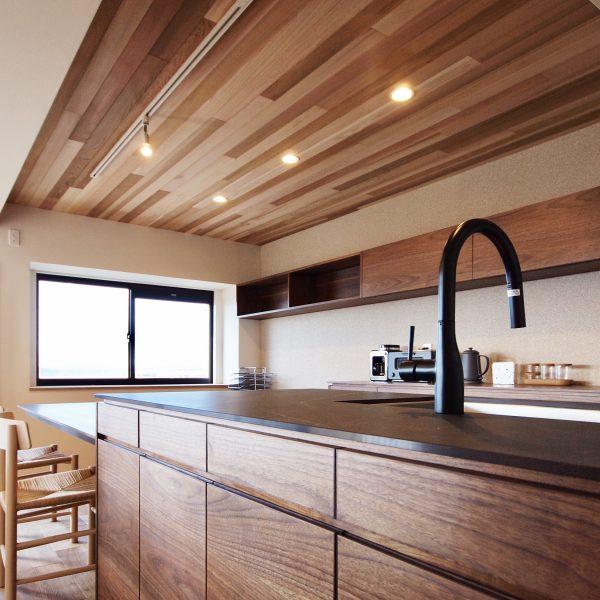 リノベーション施工案件: オーダーメイドキッチン・北欧家具・IMG_3343 | CRAFT WORKS. | 株式会社CWT | クラフトワークス | 新築、店舗、住宅、マンションのリフォームとリノベーション | Residential renovation | 福岡県北九州市